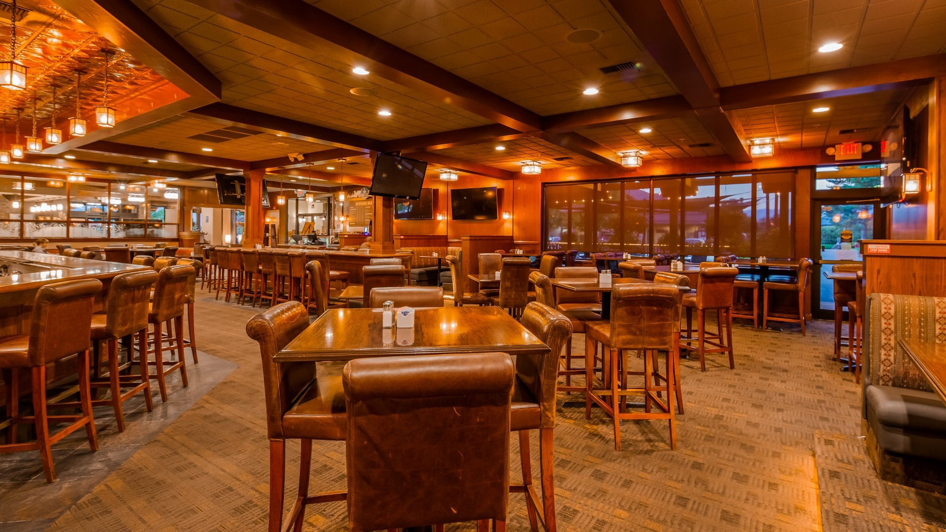 Inside The Club Tavern and Grill
